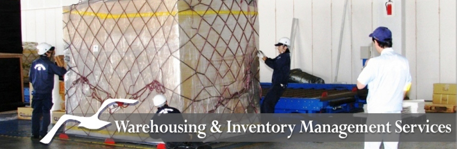 Warehousing and Inventory management service.